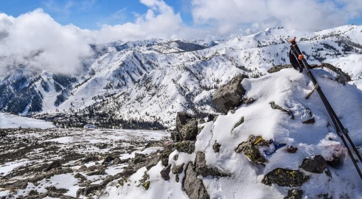Silver Peak with Sara BC-10