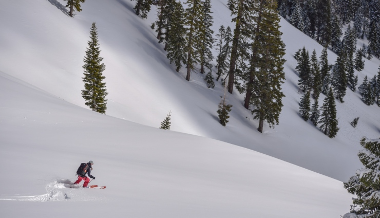 Silver Peak with Sara BC-13