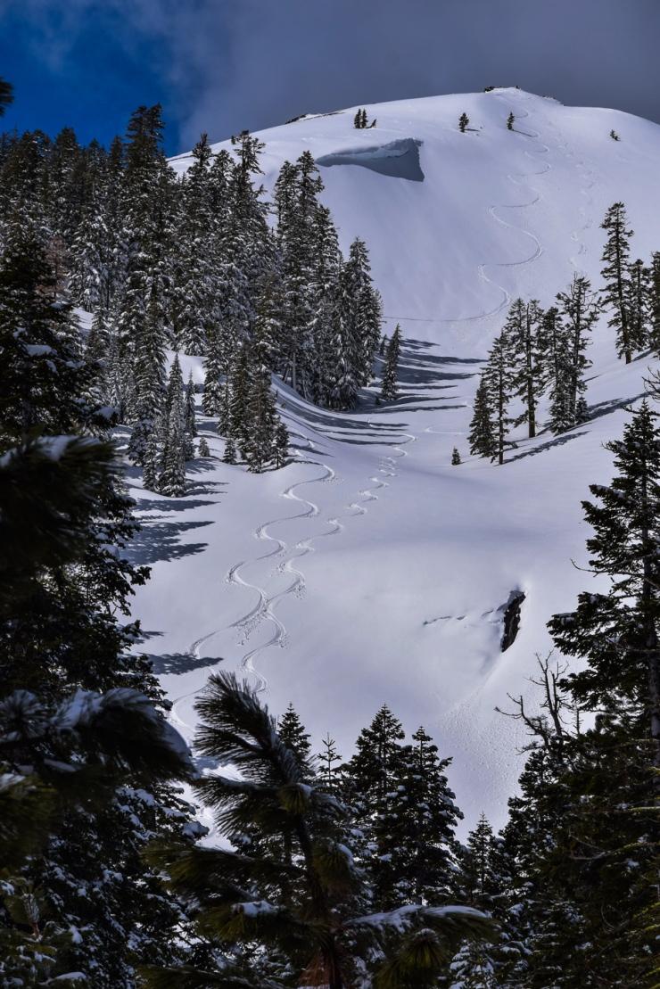 Silver Peak with Sara BC-14