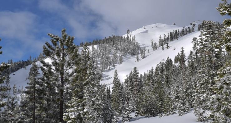 Silver Peak with Sara BC-3
