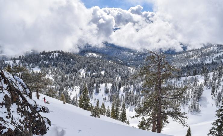 Silver Peak with Sara BC-5