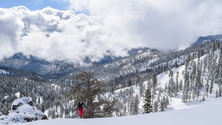 Silver Peak with Sara BC-6