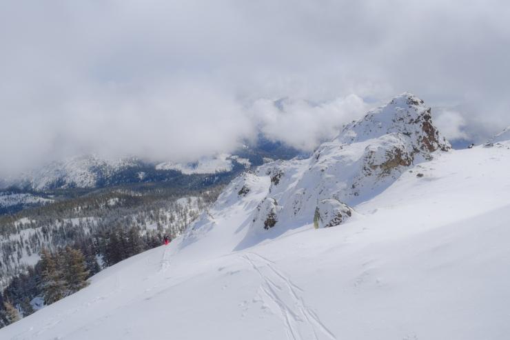 Silver Peak with Sara BC-8