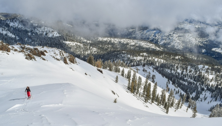 Silver Peak with Sara BC-9