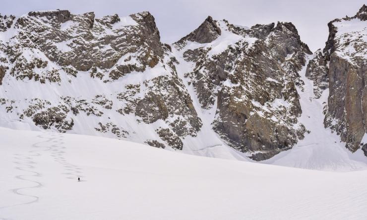 Palisade Glacier - Thunderbolt Peak-17