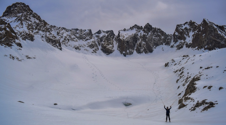 Palisade Glacier - Thunderbolt Peak-19