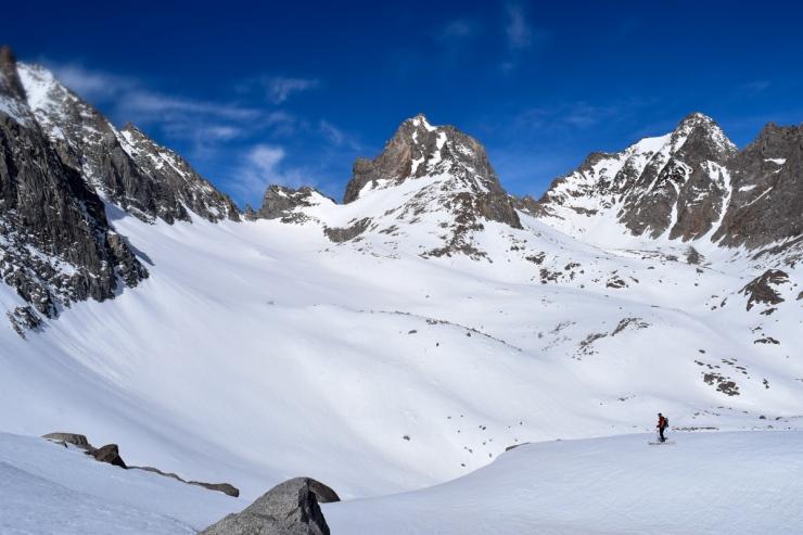 Palisade Glacier - Thunderbolt Peak-25