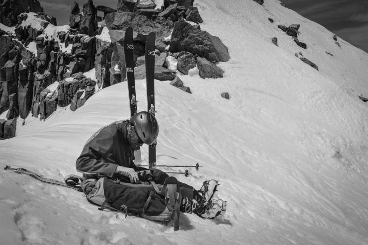 Palisade Glacier - Thunderbolt Peak-28