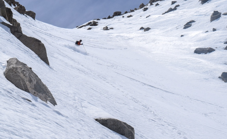 Palisade Glacier - Thunderbolt Peak-29