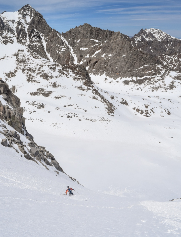 Palisade Glacier - Thunderbolt Peak-33