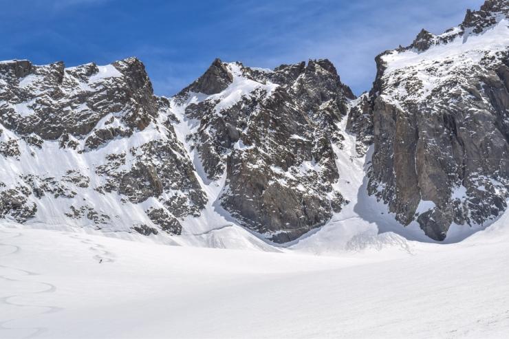 Palisade Glacier - Thunderbolt Peak-37