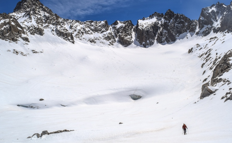 Palisade Glacier - Thunderbolt Peak-40