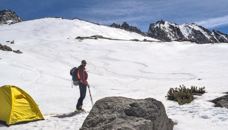 Palisade Glacier - Thunderbolt Peak-43