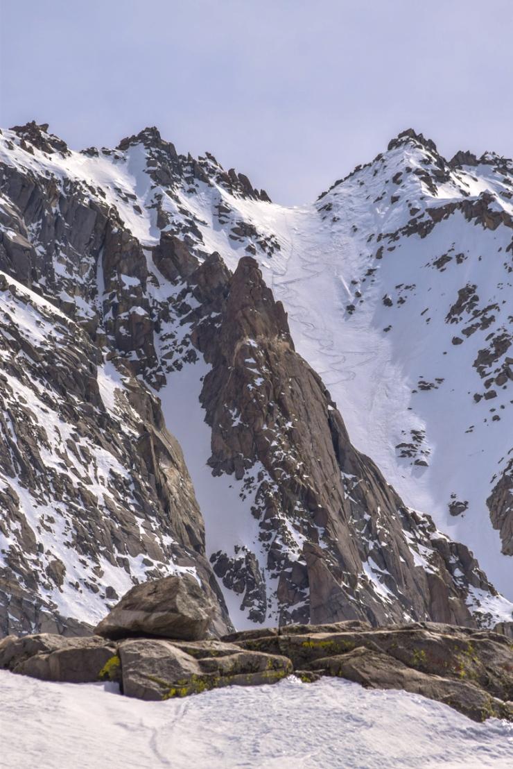 Palisade Glacier - Thunderbolt Peak-46