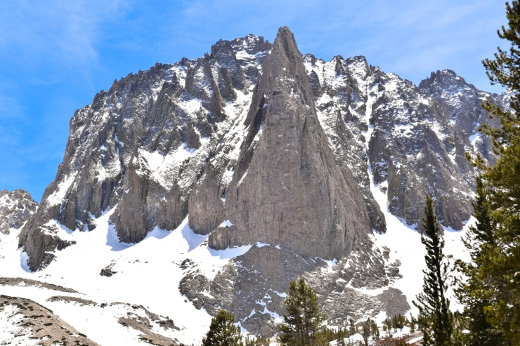 Palisade Glacier - Thunderbolt Peak-7
